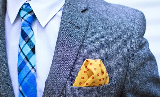 pocket square clothing