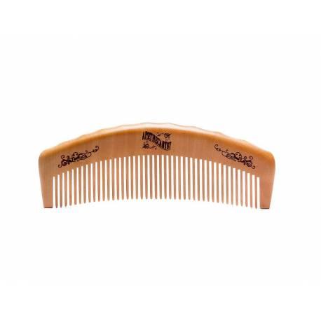 A87® Peigne à barbe en bois