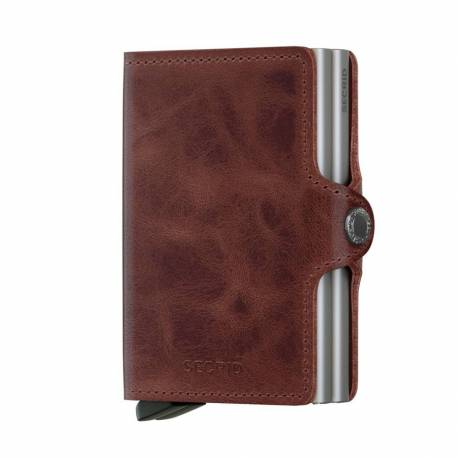 Secrid® Twinwallet brown vintage