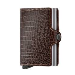 SECRID Twinwallet brown amazon
