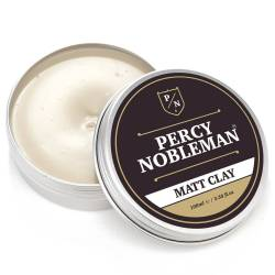 PERCY NOBLEMAN Matt Clay Wachs 100ml