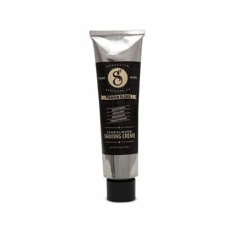 SUA Premium Sandelwood Shaving Creme