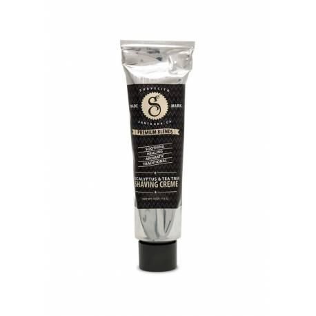 SUA Premium Eucalyptus Shaving Creme 113gr