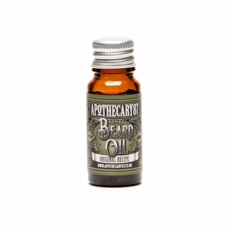 APOTHECARY 87 - Bartöl 10ml Original Recipe