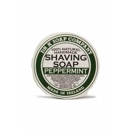 DR. K Shaving Soap 70gr Peppermint