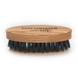 CAPT FAWCETT'S Brosse à barbe de poche