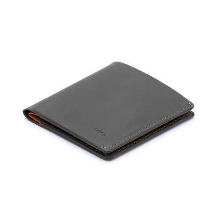 BELLROY Leder Wallet Slim - Charcoal