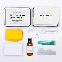 MEN'S SOCIETY Survival Kit for Groomsman