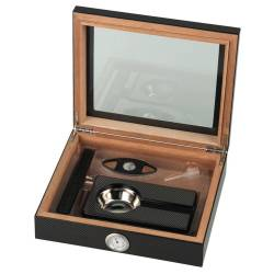 FREELINE Set Humidor pour 15 cigares