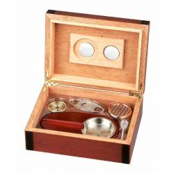 FREELINE Set Humidor pour 25 cigares