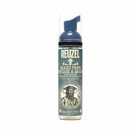 REUZEL - Mousse à barbe 70ml