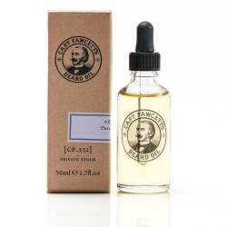 CAPT FAWCETT'S Huile à barbe Private Stock 50ml
