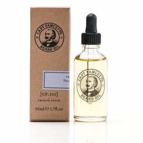 CAPT FAWCETT'S Private Stock Bartöl 10ml