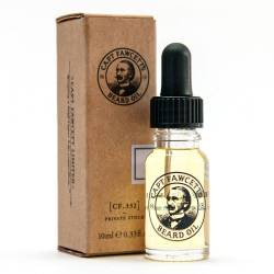 CAPT FAWCETT'S Huile à barbe Private Stock 10ml
