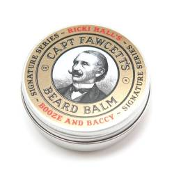 CAPT FAWCETT'S - Baume à barbe Booze and Baccy 60ml