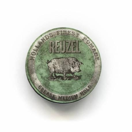 REUZEL - Cire coiffante Green Tenue moyenne 113gr