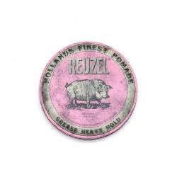 REUZEL - Cire coiffante Pink Tenue forte 113gr