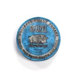 REUZEL - Pommade coiffante Blue Haute brillance et forte tenue 113gr