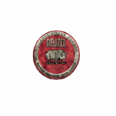 Reuzel® - Pommade coiffante Red Haute brillance 35gr