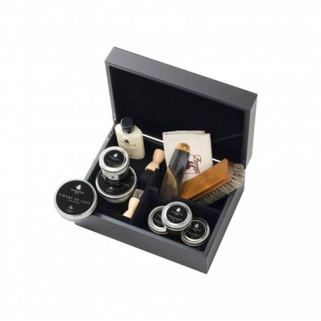 Famaco® Coffret de cirage Monet noir