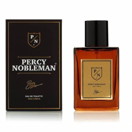 PERCY NOBLEMAN Eau de toilette signature 50ml