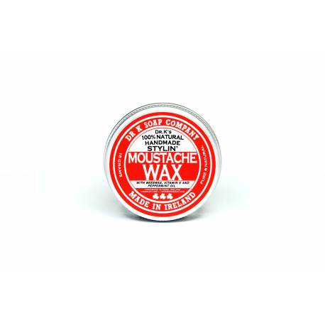 Dr K - Moustache Wax 15gr