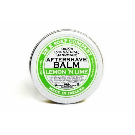 DR. K Baume calmant après-rasage Lime 70gr