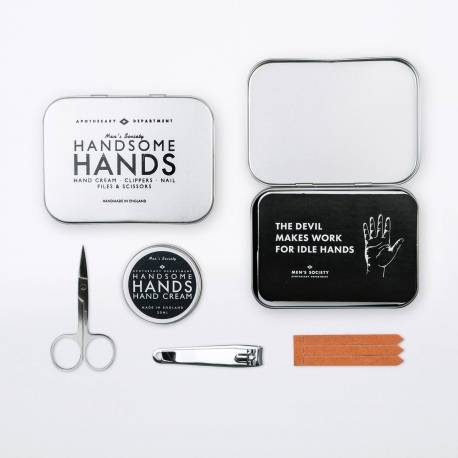 MEN'S SOCIETY Handsome Hands Kit