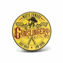 GUNSLINGERS Pâte coiffante Easy Hold 75ml