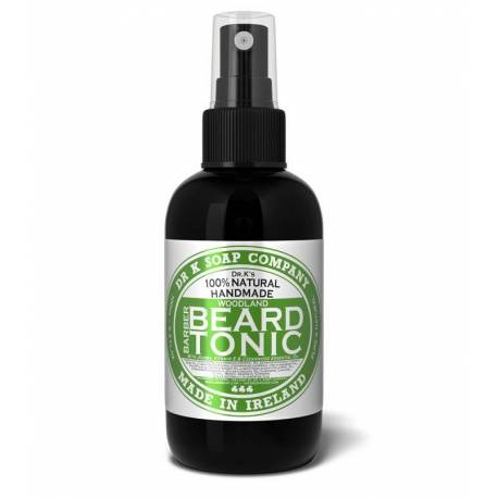 DR. K Huile à barbe Woodland and Spice 100ml
