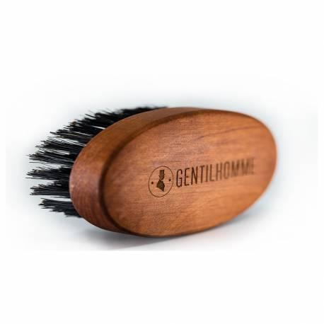 GENTILHOMME Brosse à barbe en bois