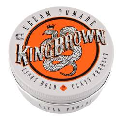 KING BROWN CREAM POMADE 75G
