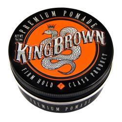 KING BROWN PREMIUM POMADE 75G