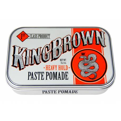 KING BROWN PASTE POMADE 71G
