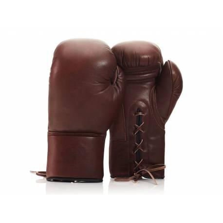 RETRO HERITAGE  Gants de boxe en cuir véritable