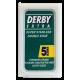 DERBY Extra Razor blades set