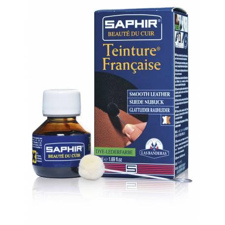 Saphir Flüssige Lederfarbe 50ml