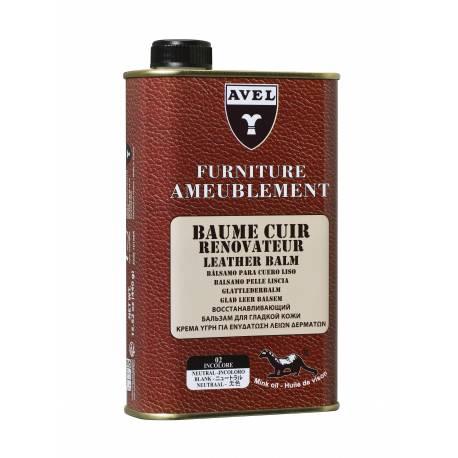 Avel Baume liquide cuir rénovateur 500ml
