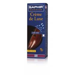 Saphir Crème de luxe tube applicateur 75ml
