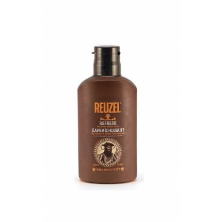 REUZEL Rafraichissant - Nettoyant à barbe sans rinçage 100ml