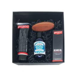 Gentleman's Box Kit d'entretien de la barbe