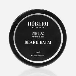 NOBERU Baume à Barbe Amber-lime 60ml