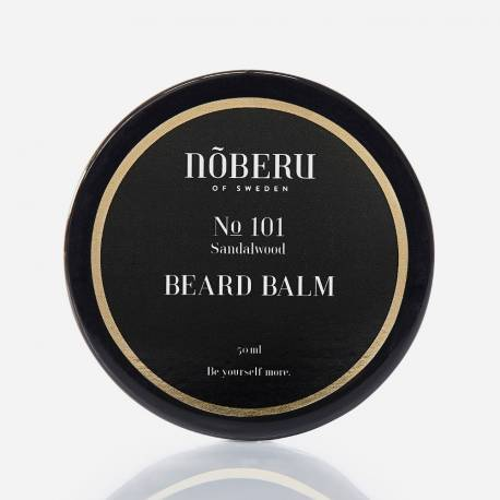 NOBERU Baume à Barbe Sandalwood 60ml