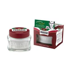 PRORASO Preshave creme Red Nourish  100ml