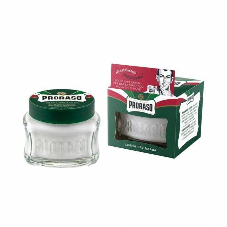 PRORASO Preshave creme Green Refresh  100ml
