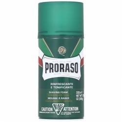 PRORASO Mousse à raser Green Refresh 300ml