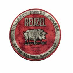 REUZEL - Pommade coiffante Red Haute brillance MAXI 340gr