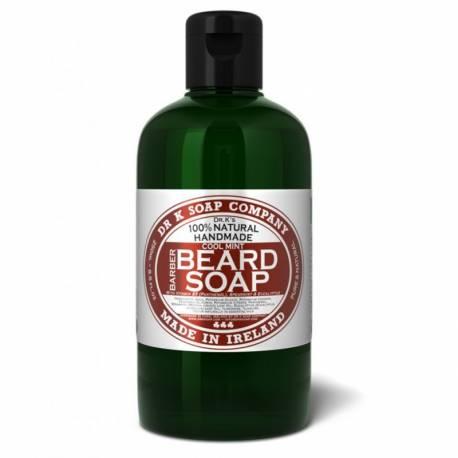 DR. K Beard Soap Cool Mint 250ml