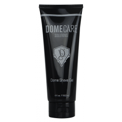 Dome Care® Head Shave Gel 120 ml