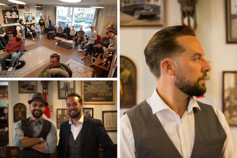 Rencontre de Valon, Maître barbier